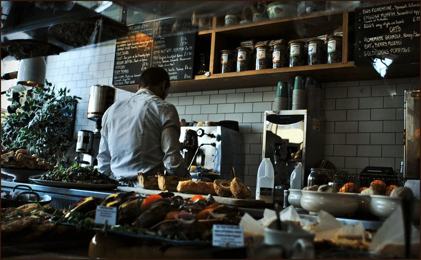 カフェのオーナー・マスターは別人?